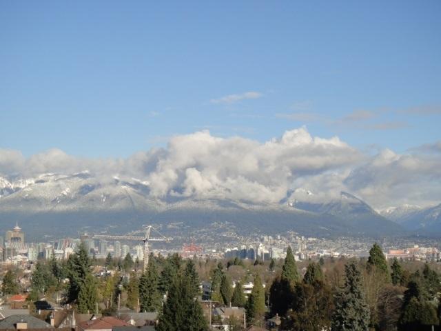 Condo Apartment at 701 505 W 30TH AVENUE, Unit 701, Vancouver West, British Columbia. Image 2