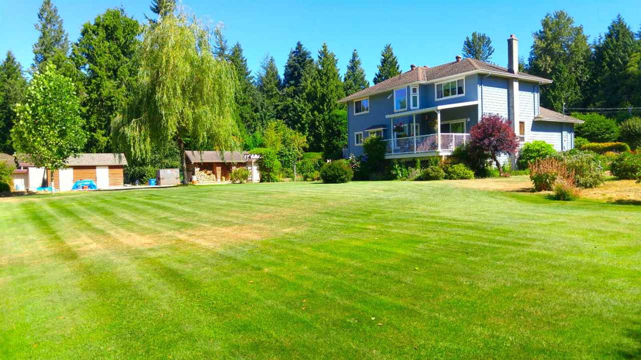 Detached at 1427 TANAGER PLACE, Sunshine Coast, British Columbia. Image 1
