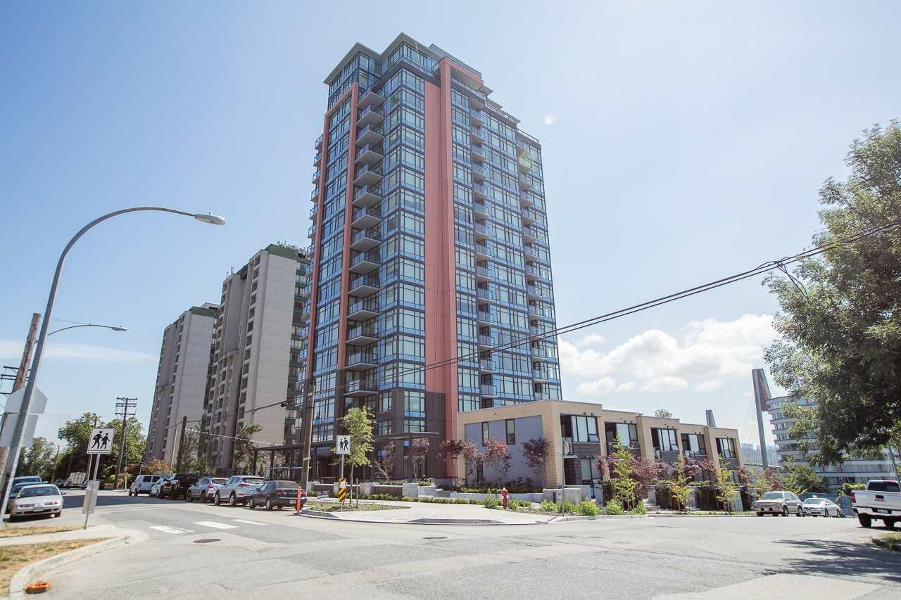 Condo Apartment at 1603 188 AGNES STREET, Unit 1603, New Westminster, British Columbia. Image 1