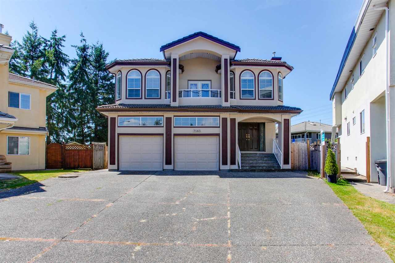 Detached at 7563 127 STREET, Surrey, British Columbia. Image 1