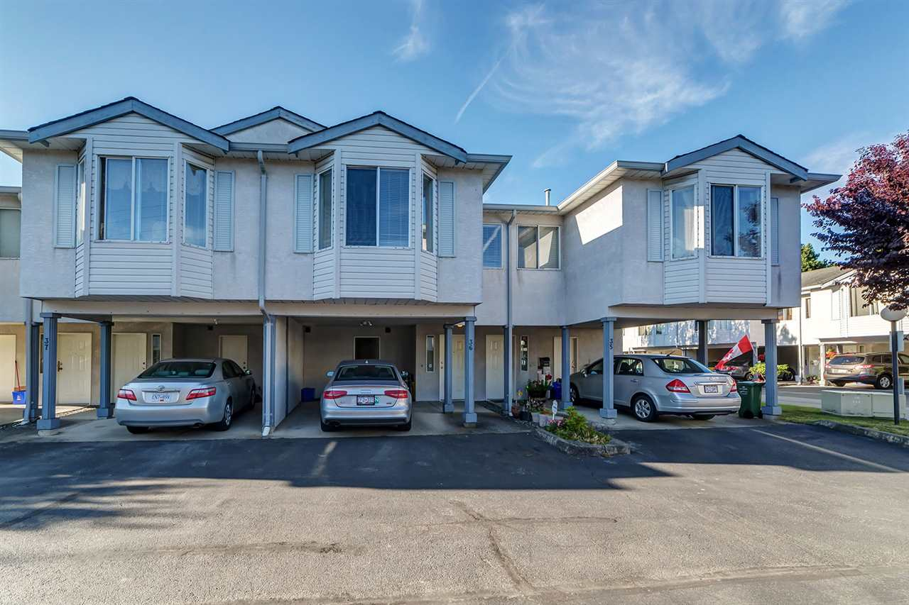 Townhouse at 36 3111 BECKMAN PLACE, Unit 36, Richmond, British Columbia. Image 1