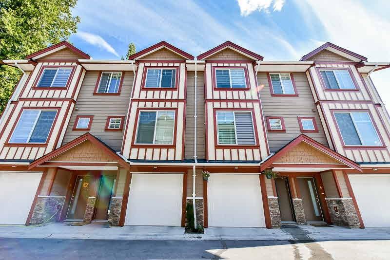 Townhouse at 8 6388 140 STREET, Unit 8, Surrey, British Columbia. Image 2
