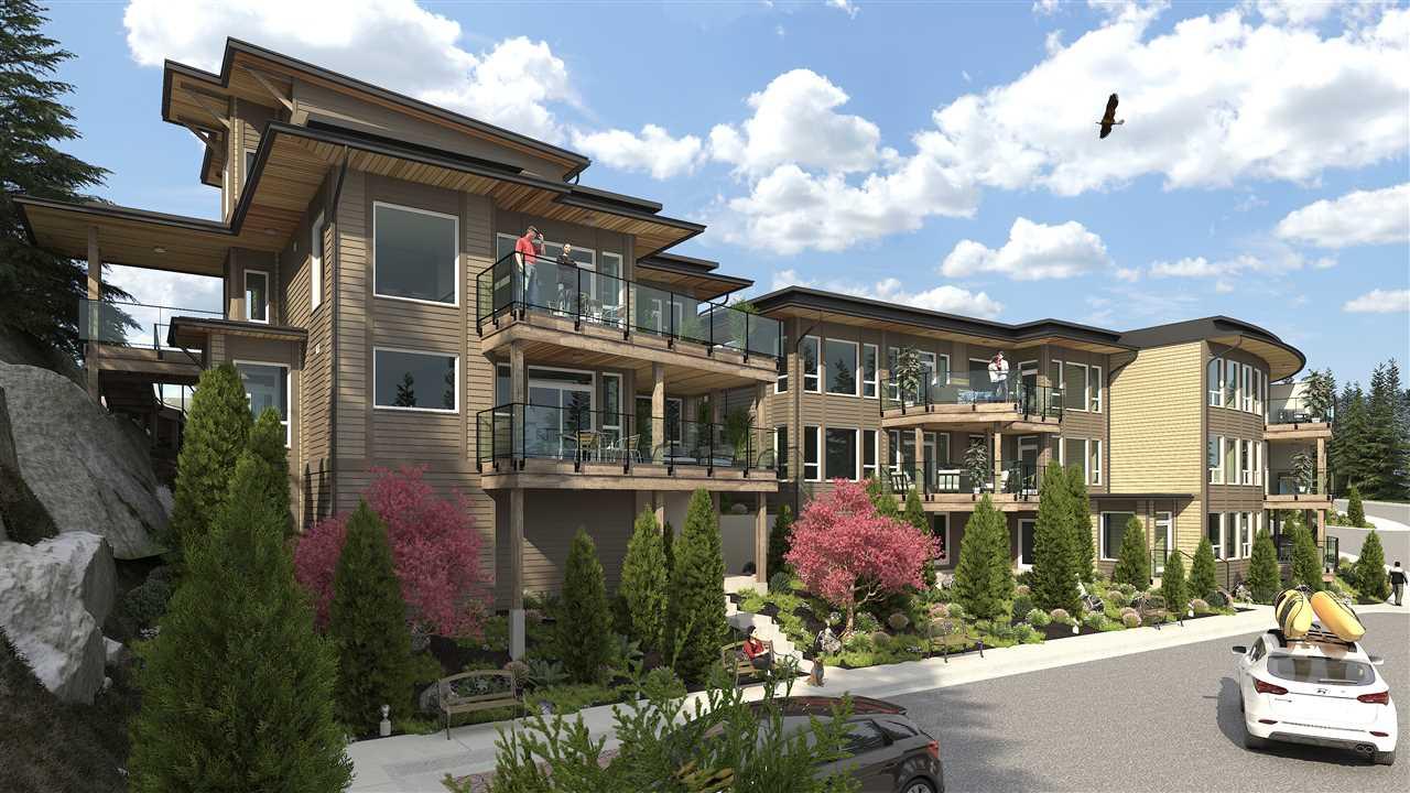 Condo Apartment at 201 5782 MARINE WAY, Unit 201, Sunshine Coast, British Columbia. Image 1