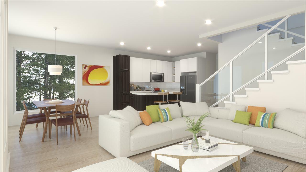 Condo Apartment at 201 5782 MARINE WAY, Unit 201, Sunshine Coast, British Columbia. Image 2