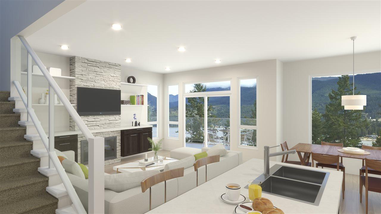Condo Apartment at 201 5782 MARINE WAY, Unit 201, Sunshine Coast, British Columbia. Image 3