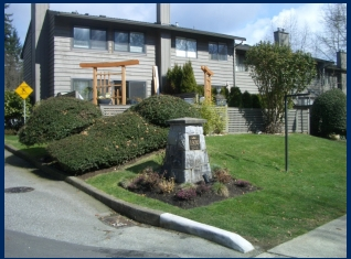 Townhouse at 87 1950 CEDAR VILLAGE CRESCENT, Unit 87, North Vancouver, British Columbia. Image 1