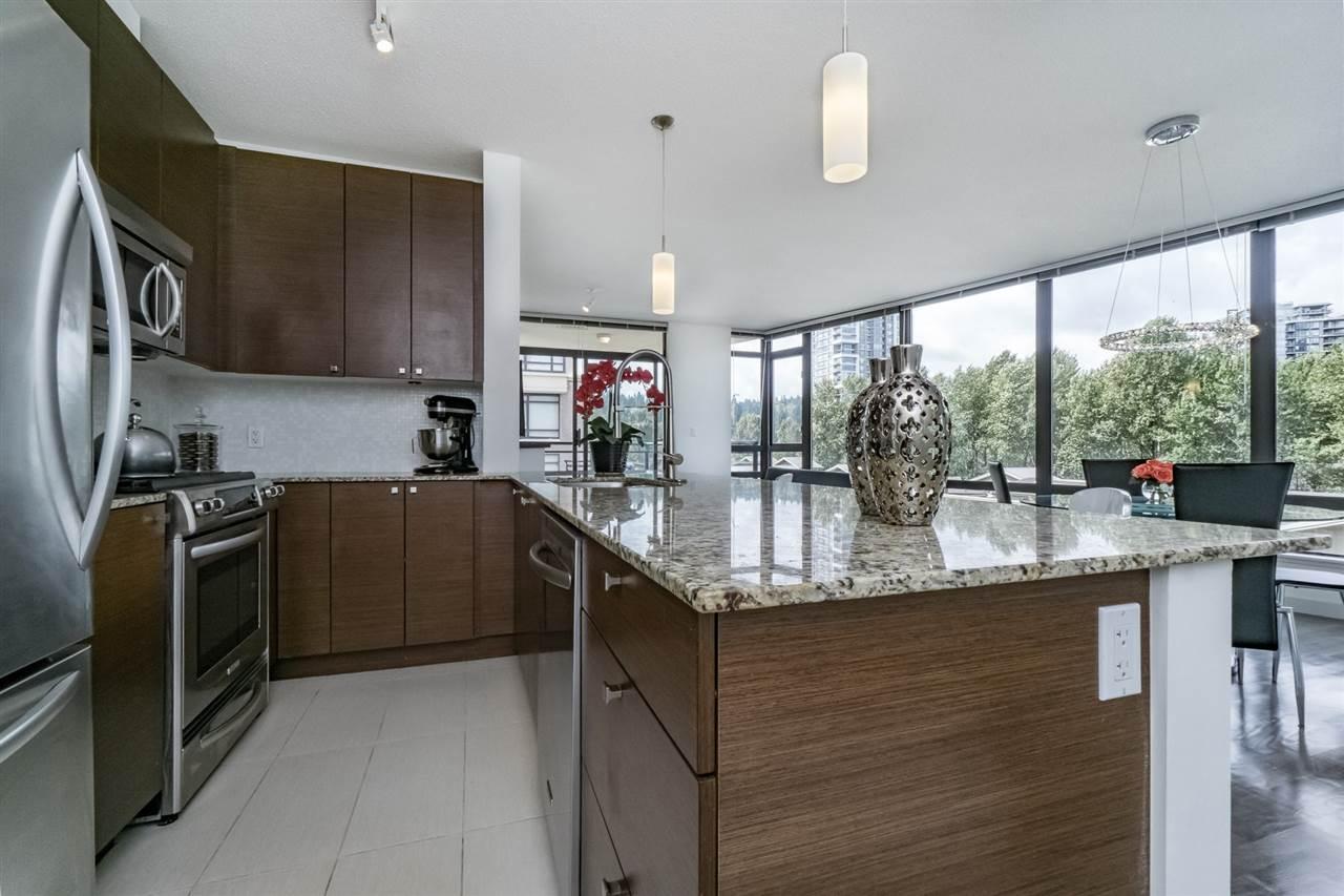 Condo Apartment at 504 110 BREW STREET, Unit 504, Port Moody, British Columbia. Image 5