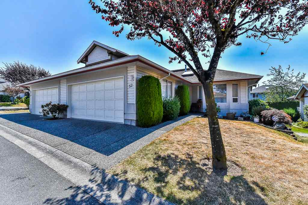 Townhouse at 52 31406 UPPER MACLURE ROAD, Unit 52, Abbotsford, British Columbia. Image 1