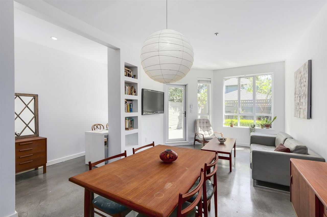 Condo Apartment at 122 3440 W BROADWAY STREET, Unit 122, Vancouver West, British Columbia. Image 4