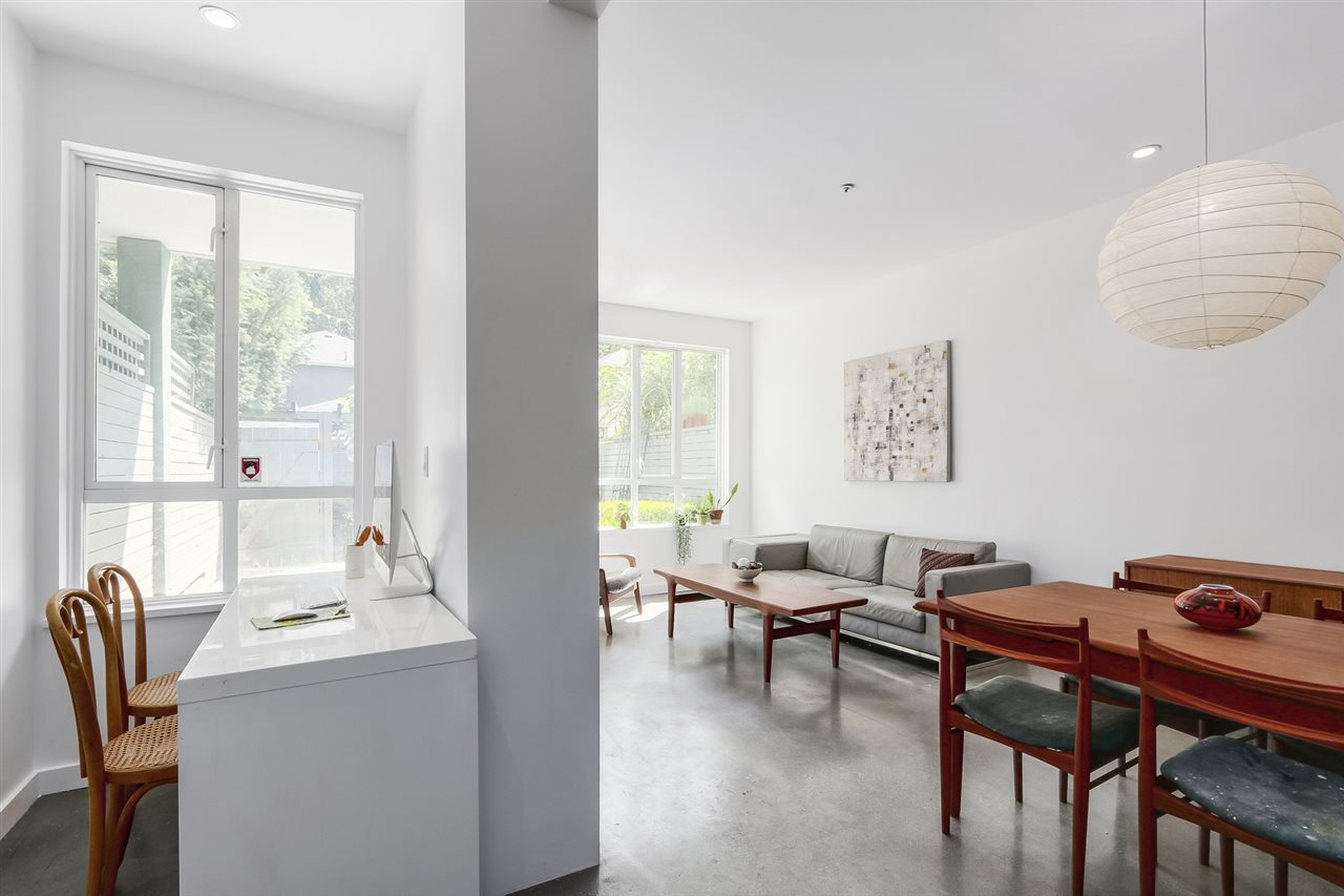 Condo Apartment at 122 3440 W BROADWAY STREET, Unit 122, Vancouver West, British Columbia. Image 5