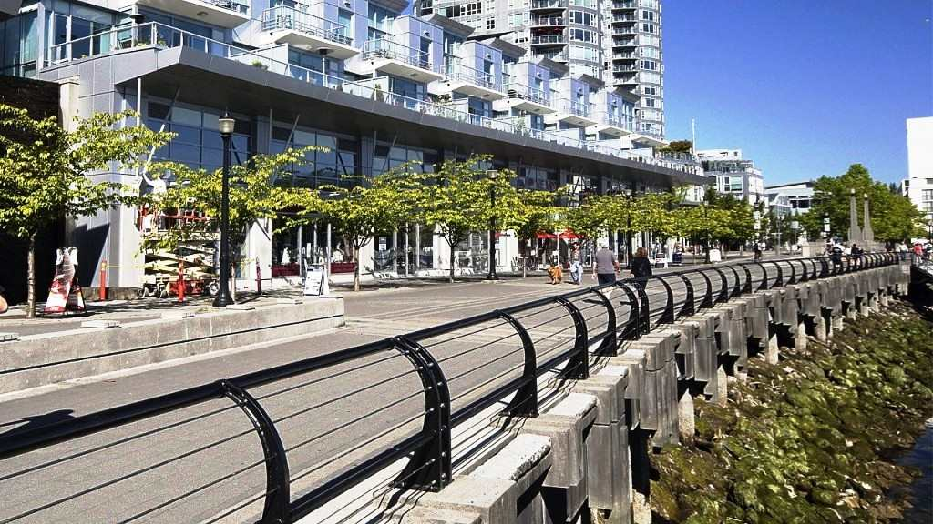 Condo Apartment at 701 1211 MELVILLE STREET, Unit 701, Vancouver West, British Columbia. Image 2