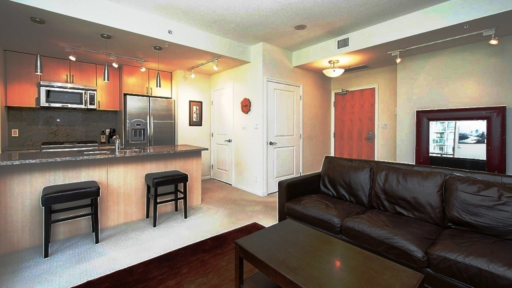 Condo Apartment at 701 1211 MELVILLE STREET, Unit 701, Vancouver West, British Columbia. Image 5