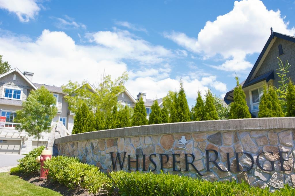 Townhouse at 77 2978 WHISPER WAY, Unit 77, Coquitlam, British Columbia. Image 1