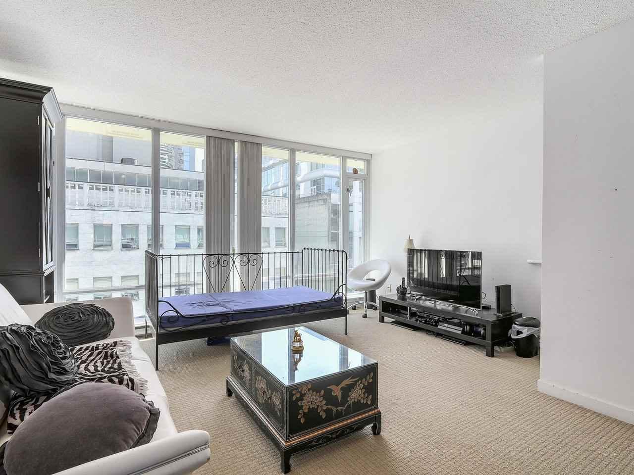 Condo Apartment at 616 610 GRANVILLE STREET, Unit 616, Vancouver West, British Columbia. Image 4