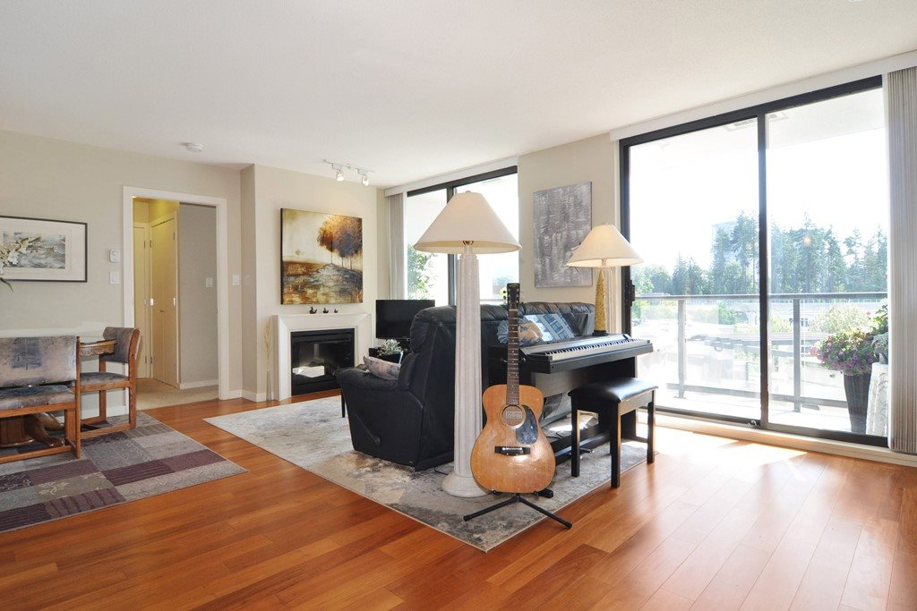 Condo Apartment at 601 1185 THE HIGH STREET, Unit 601, Coquitlam, British Columbia. Image 2