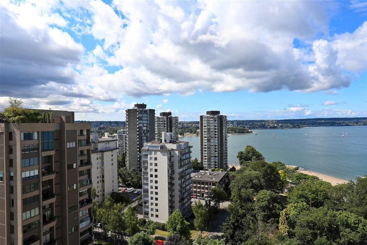 Condo Apartment at 1703 1221 BIDWELL STREET, Unit 1703, Vancouver West, British Columbia. Image 1