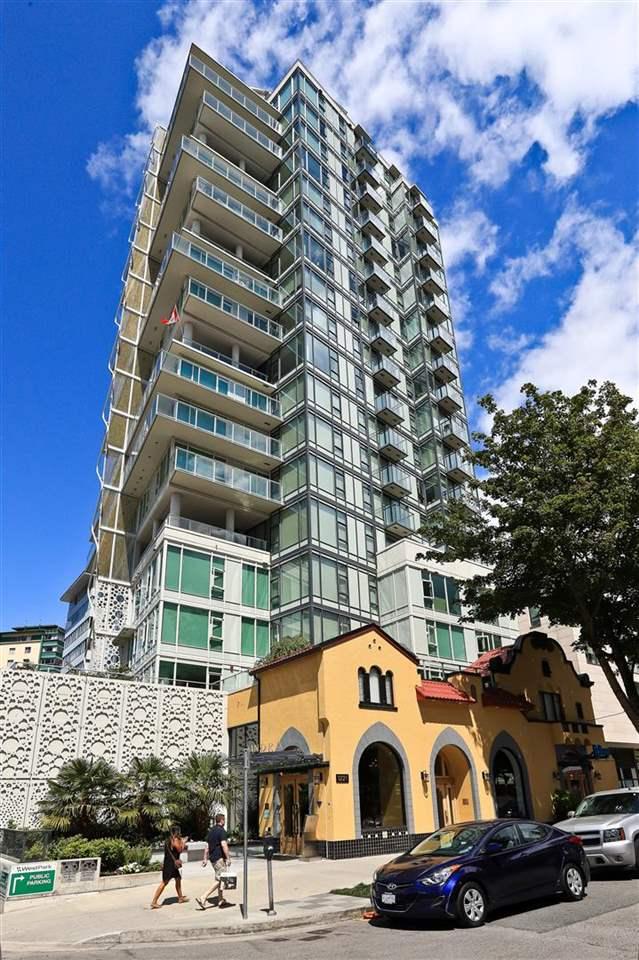 Condo Apartment at 1703 1221 BIDWELL STREET, Unit 1703, Vancouver West, British Columbia. Image 2