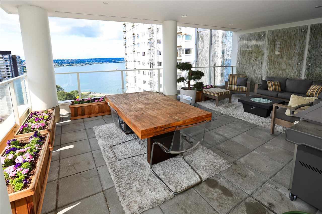 Condo Apartment at 1703 1221 BIDWELL STREET, Unit 1703, Vancouver West, British Columbia. Image 3