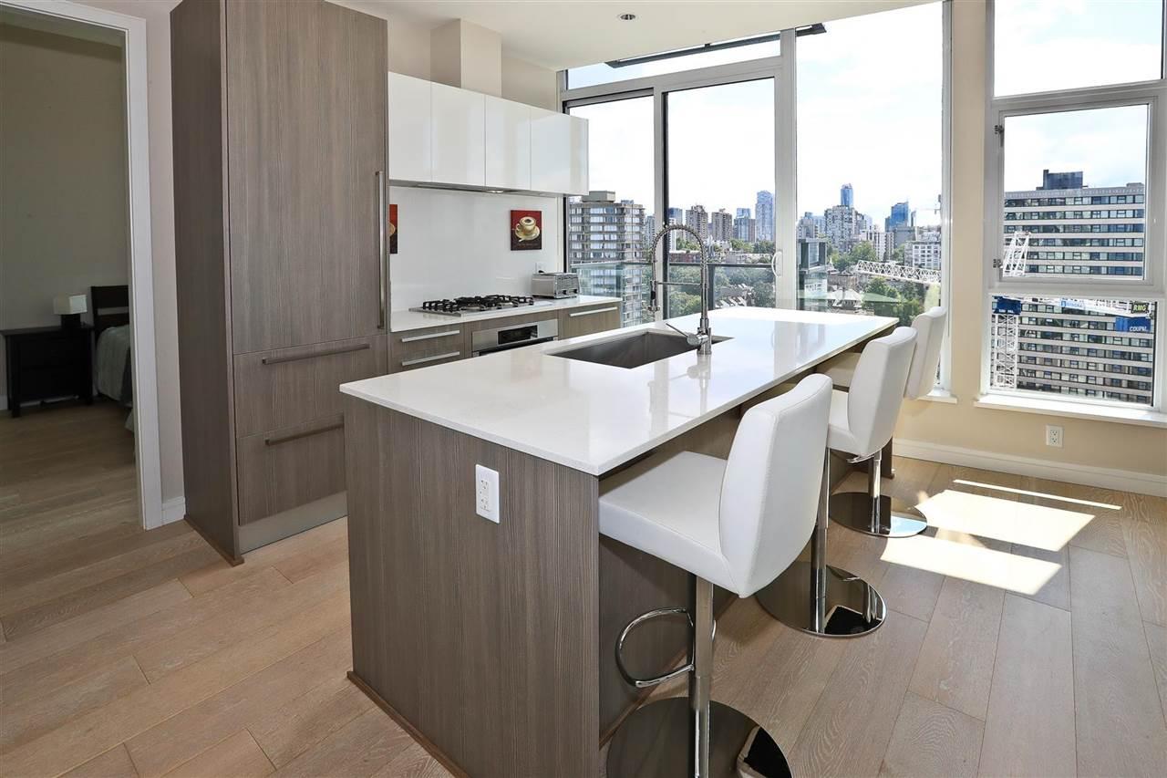 Condo Apartment at 1703 1221 BIDWELL STREET, Unit 1703, Vancouver West, British Columbia. Image 5