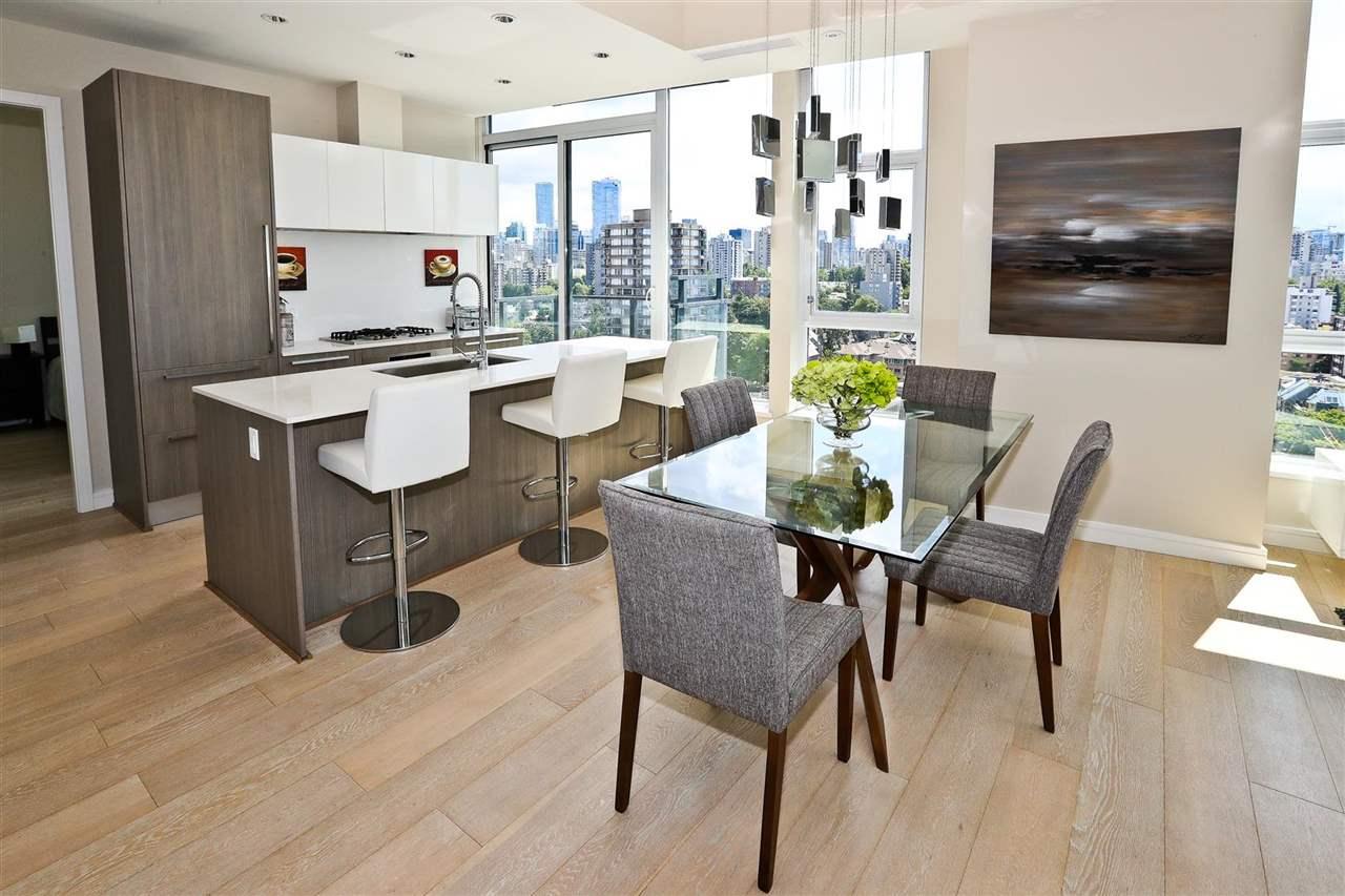 Condo Apartment at 1703 1221 BIDWELL STREET, Unit 1703, Vancouver West, British Columbia. Image 6