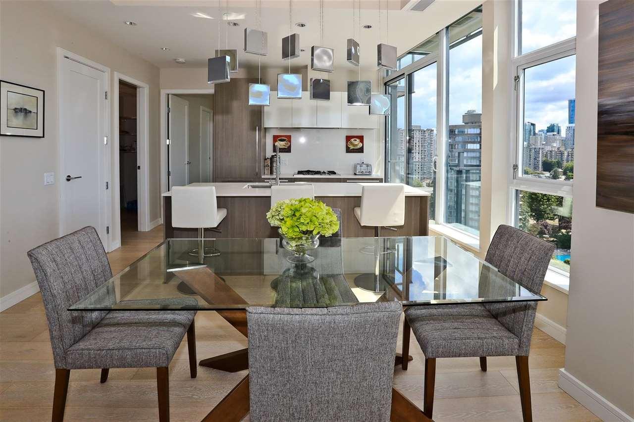 Condo Apartment at 1703 1221 BIDWELL STREET, Unit 1703, Vancouver West, British Columbia. Image 7