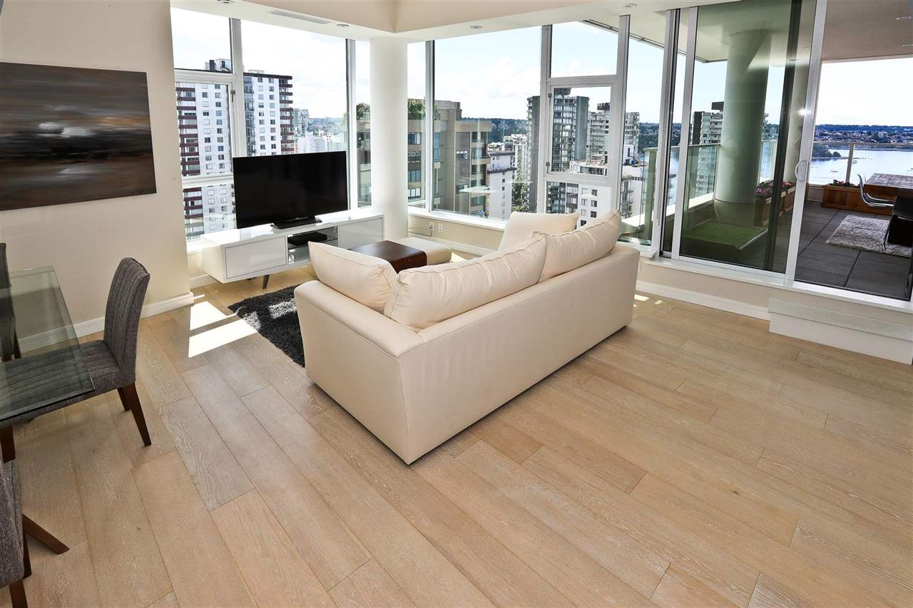 Condo Apartment at 1703 1221 BIDWELL STREET, Unit 1703, Vancouver West, British Columbia. Image 8
