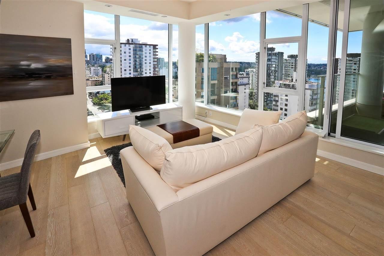 Condo Apartment at 1703 1221 BIDWELL STREET, Unit 1703, Vancouver West, British Columbia. Image 9