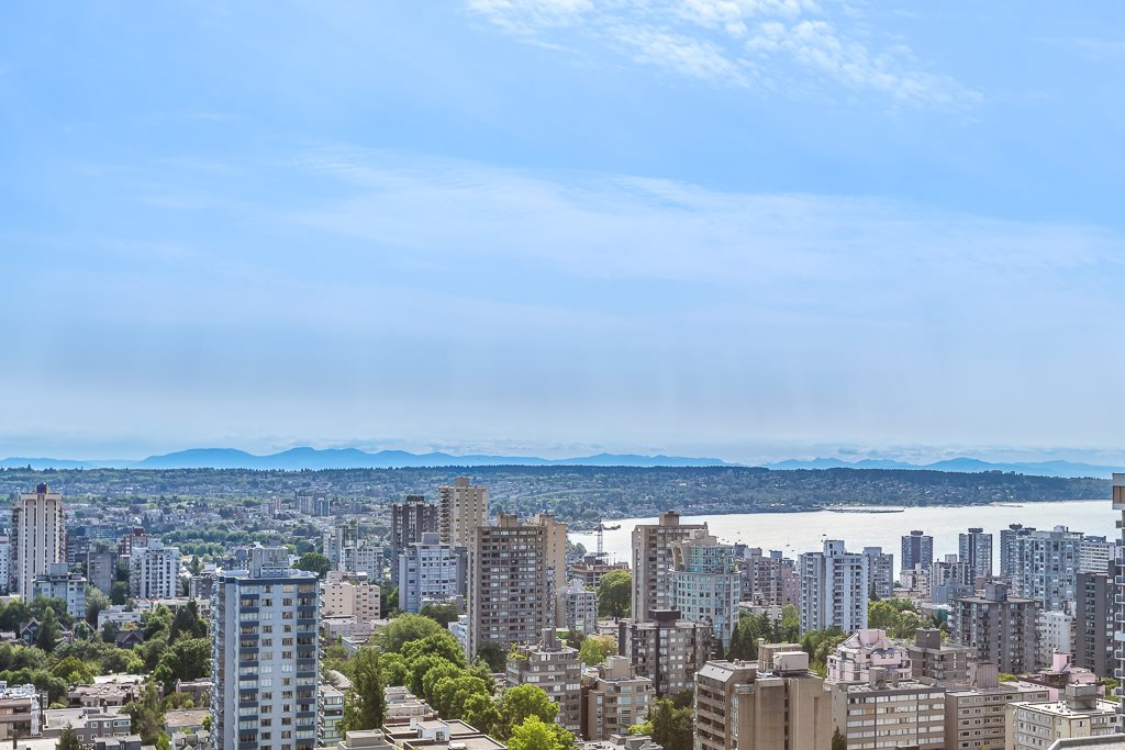 Condo Apartment at 3502 1151 W GEORGIA STREET, Unit 3502, Vancouver West, British Columbia. Image 1