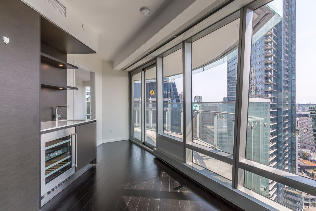 Condo Apartment at 3502 1151 W GEORGIA STREET, Unit 3502, Vancouver West, British Columbia. Image 7