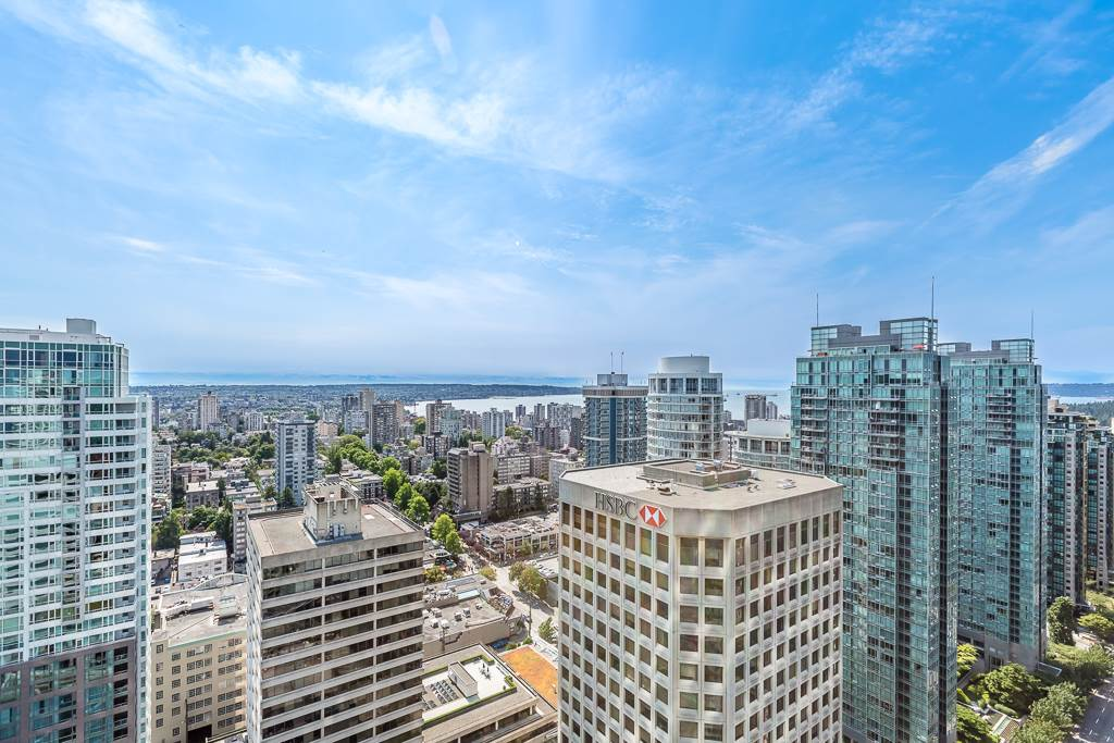 Condo Apartment at 3502 1151 W GEORGIA STREET, Unit 3502, Vancouver West, British Columbia. Image 17