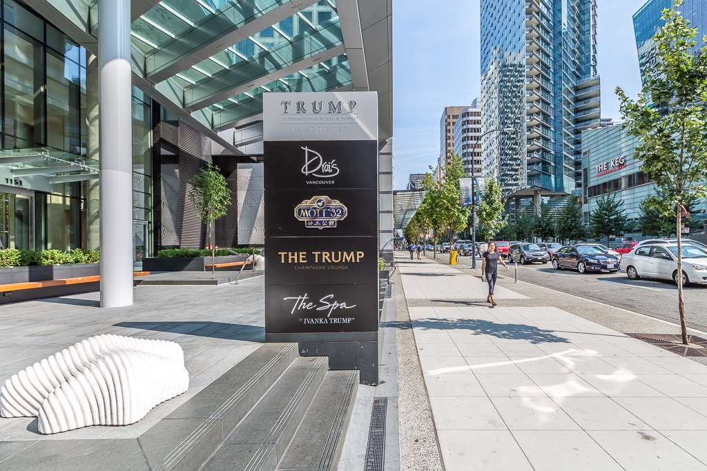 Condo Apartment at 3502 1151 W GEORGIA STREET, Unit 3502, Vancouver West, British Columbia. Image 20