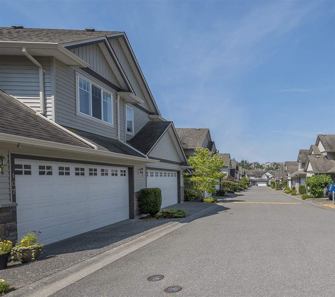 Townhouse at 107 46360 VALLEYVIEW ROAD, Unit 107, Sardis, British Columbia. Image 2
