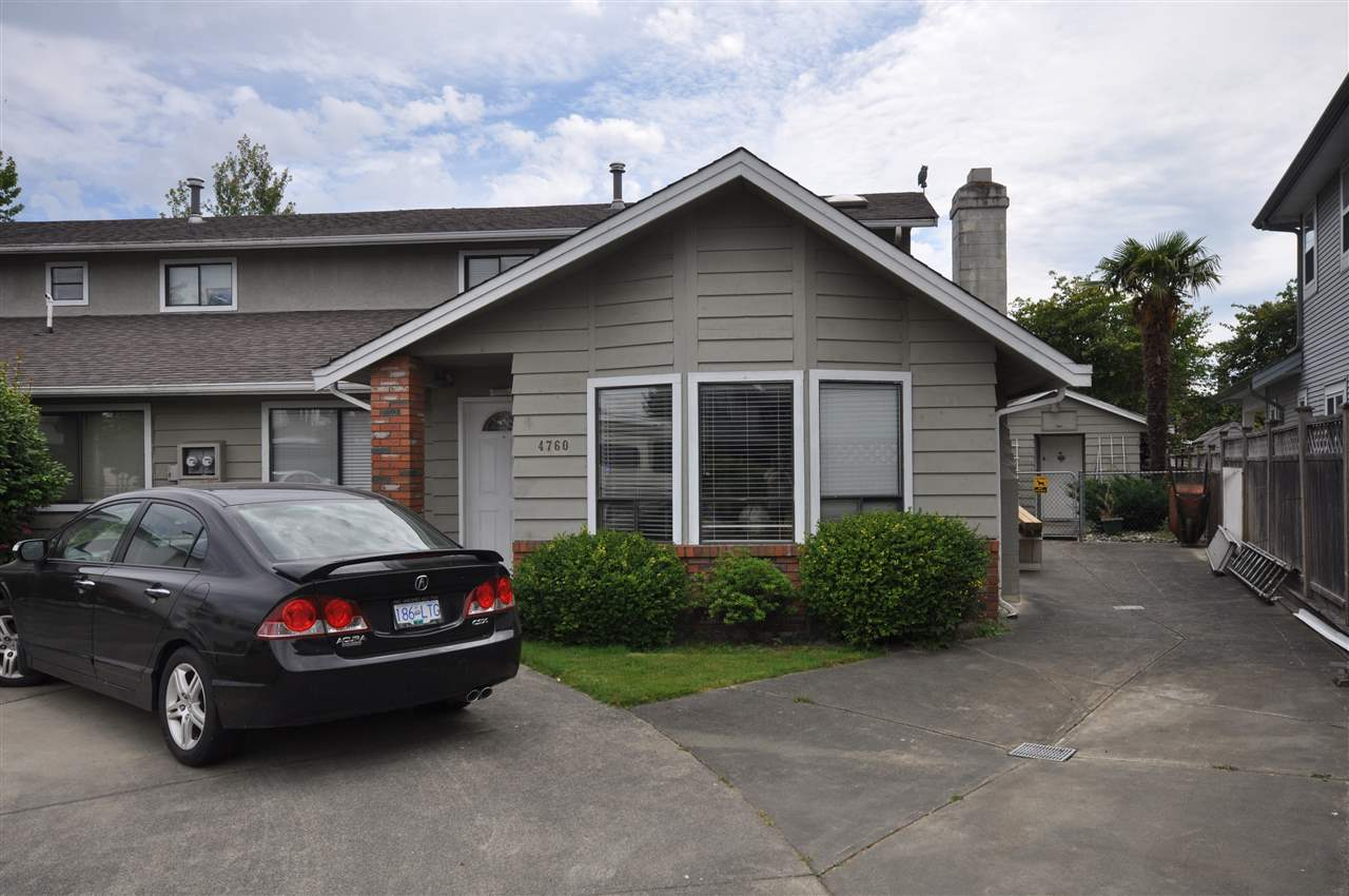 Half-duplex at 4760 DUNCLIFFE ROAD, Richmond, British Columbia. Image 1