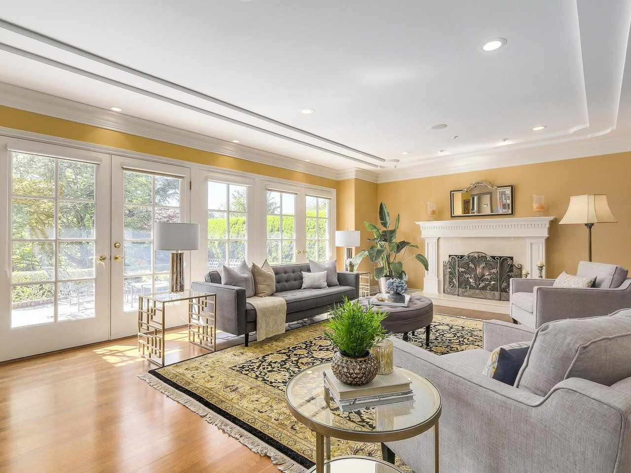 Detached at 4588 PINE CRESCENT, Vancouver West, British Columbia. Image 2