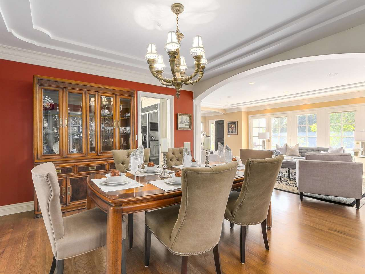 Detached at 4588 PINE CRESCENT, Vancouver West, British Columbia. Image 4