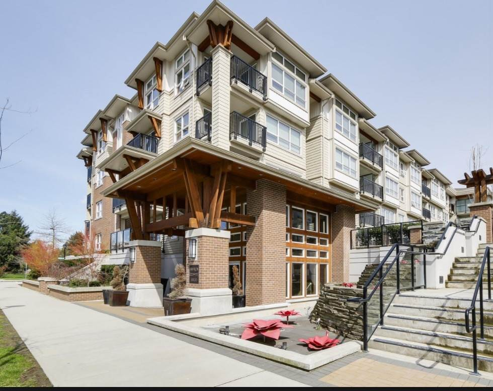 Condo Apartment at 308 6800 ECKERSLEY ROAD, Unit 308, Richmond, British Columbia. Image 1
