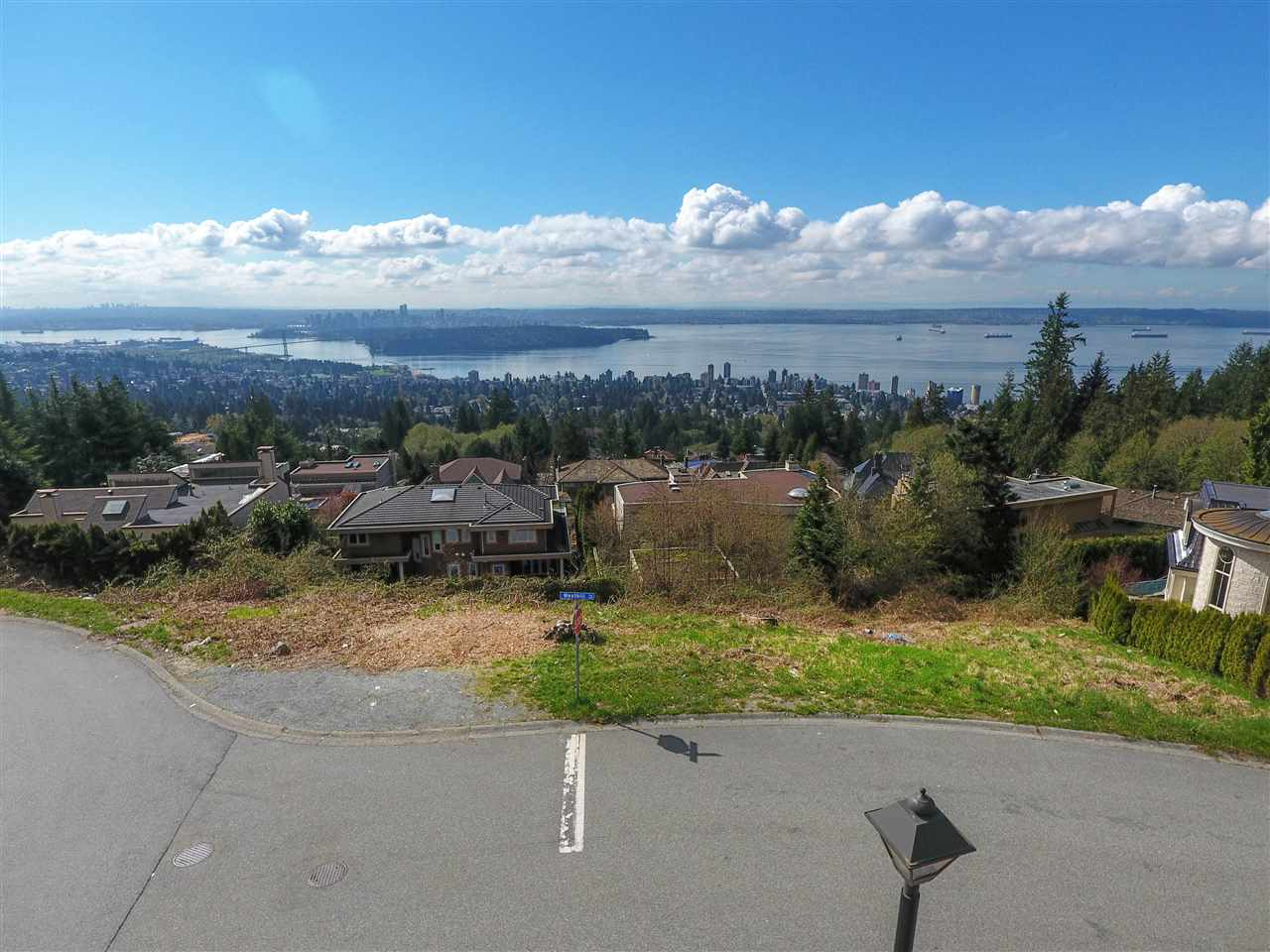 Vacant Land at 2507 WESTHILL DRIVE, West Vancouver, British Columbia. Image 1
