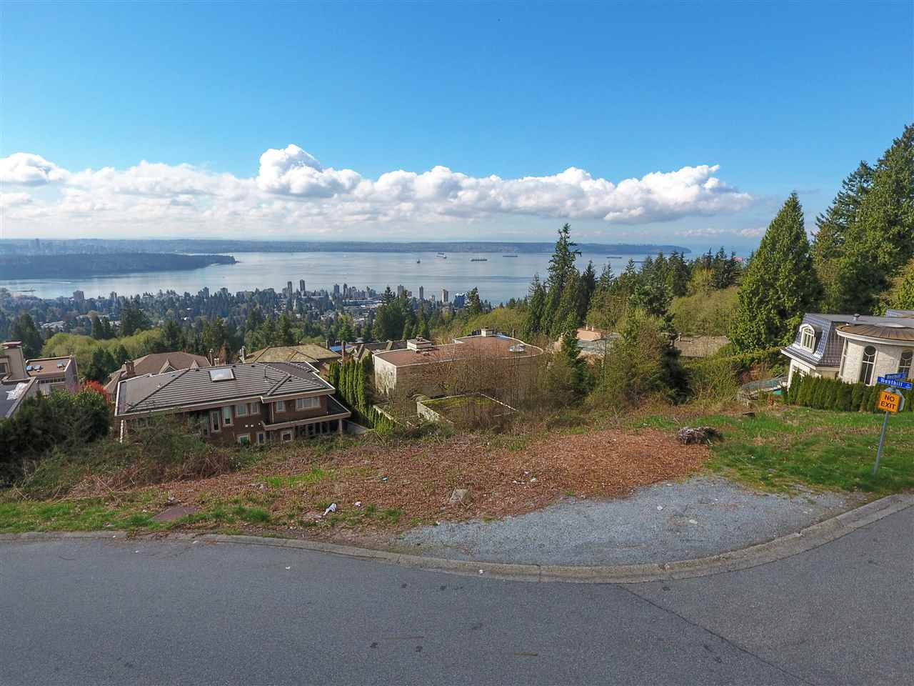 Vacant Land at 2507 WESTHILL DRIVE, West Vancouver, British Columbia. Image 2