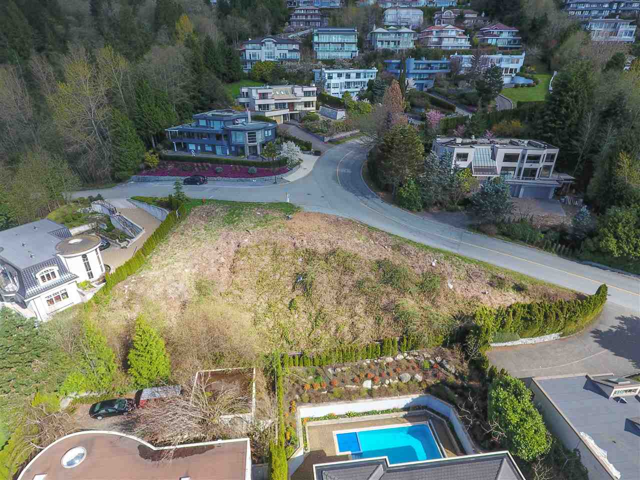 Vacant Land at 2507 WESTHILL DRIVE, West Vancouver, British Columbia. Image 4
