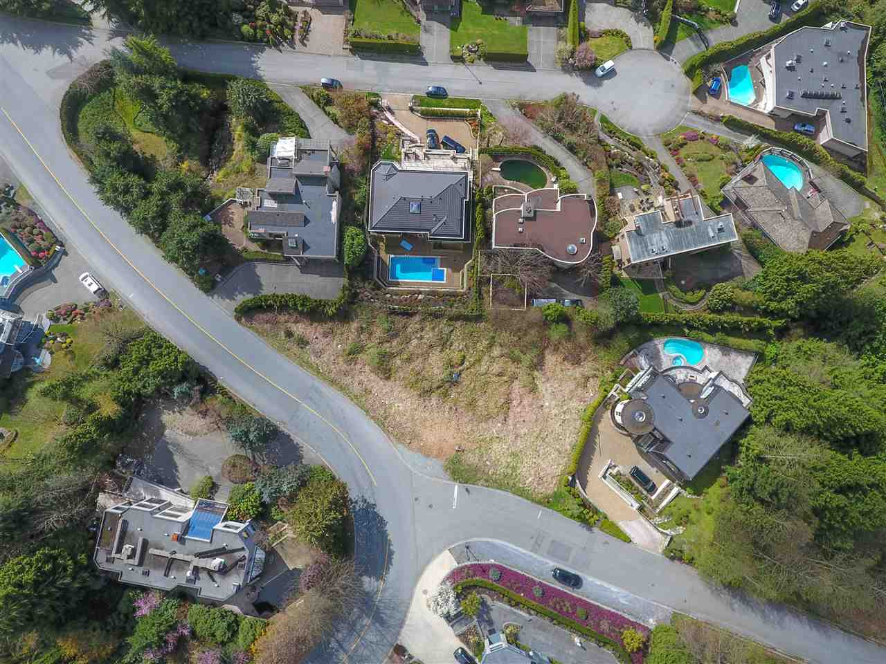 Vacant Land at 2507 WESTHILL DRIVE, West Vancouver, British Columbia. Image 5