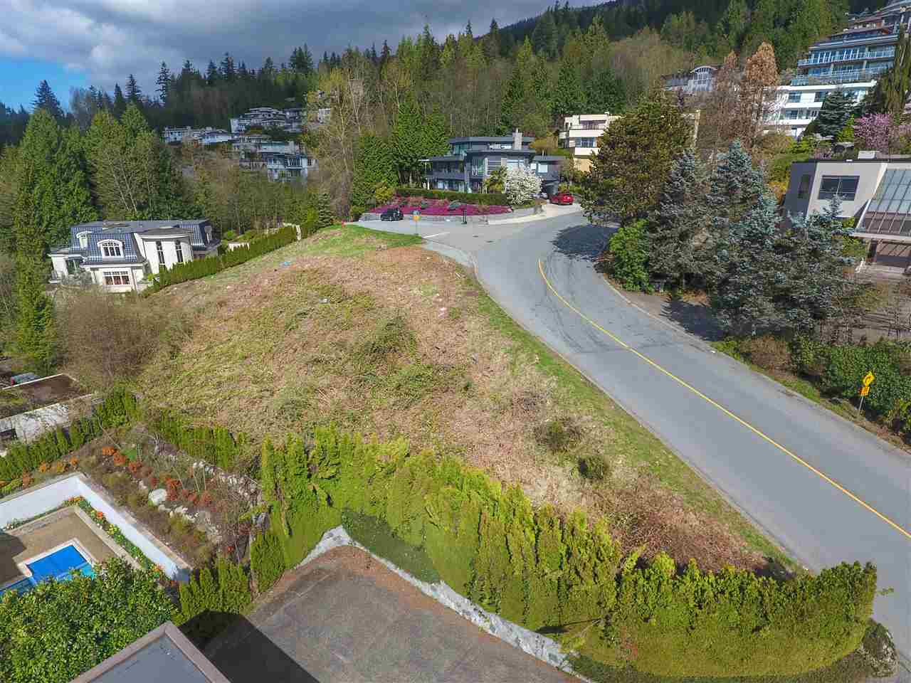Vacant Land at 2507 WESTHILL DRIVE, West Vancouver, British Columbia. Image 8