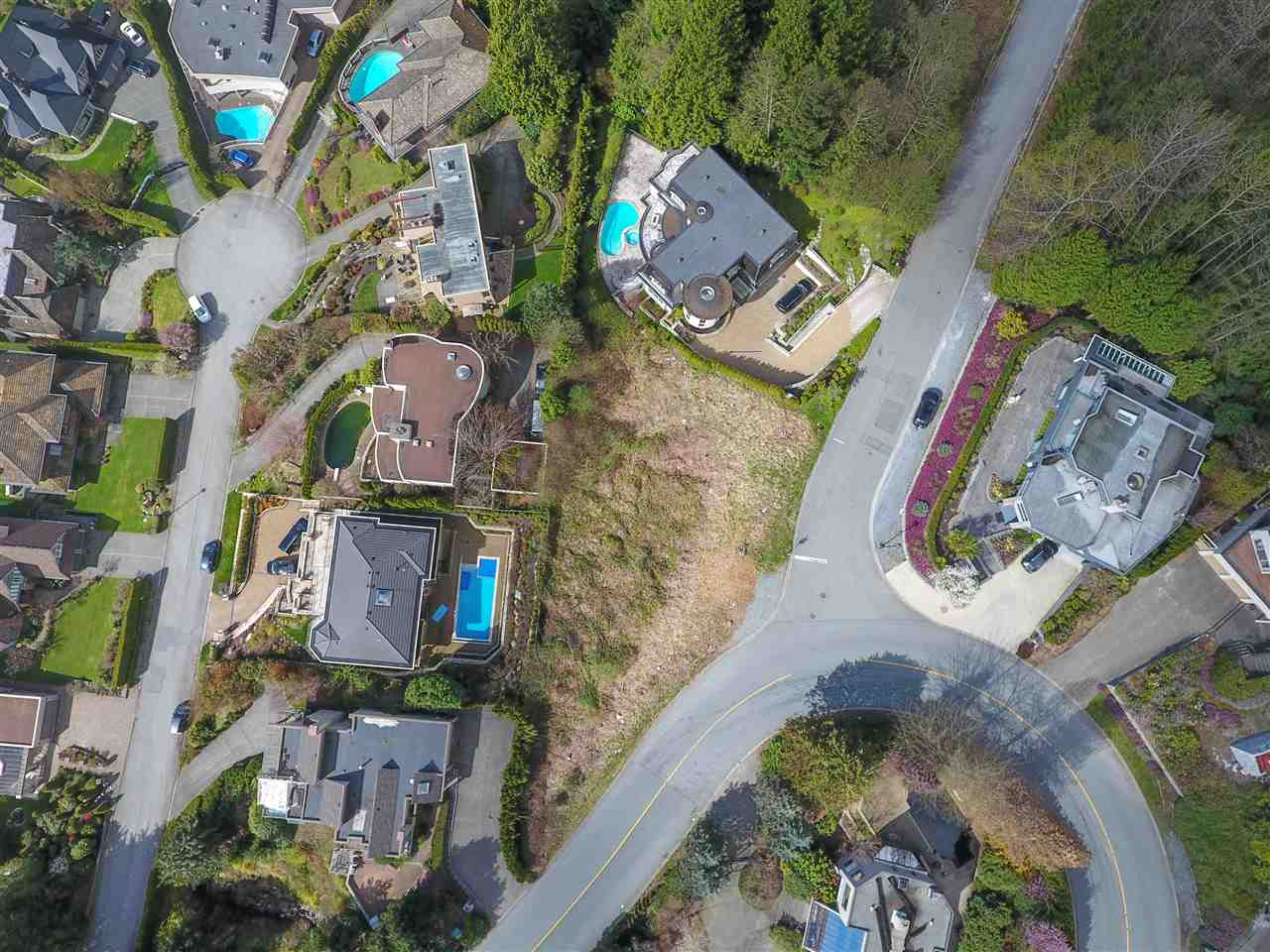 Vacant Land at 2507 WESTHILL DRIVE, West Vancouver, British Columbia. Image 9