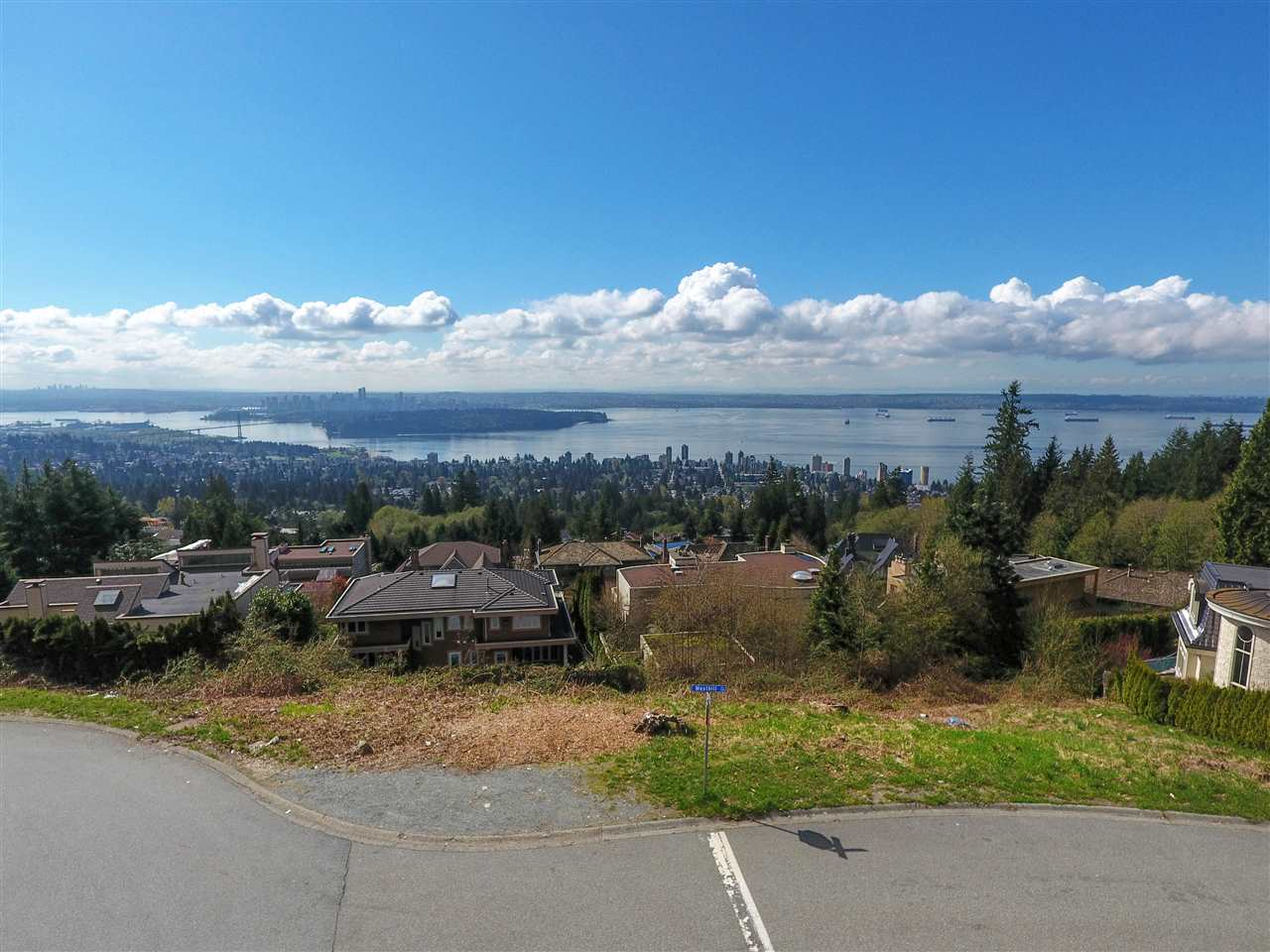 Vacant Land at 2507 WESTHILL DRIVE, West Vancouver, British Columbia. Image 11