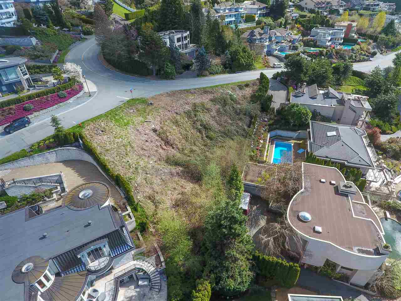 Vacant Land at 2507 WESTHILL DRIVE, West Vancouver, British Columbia. Image 14