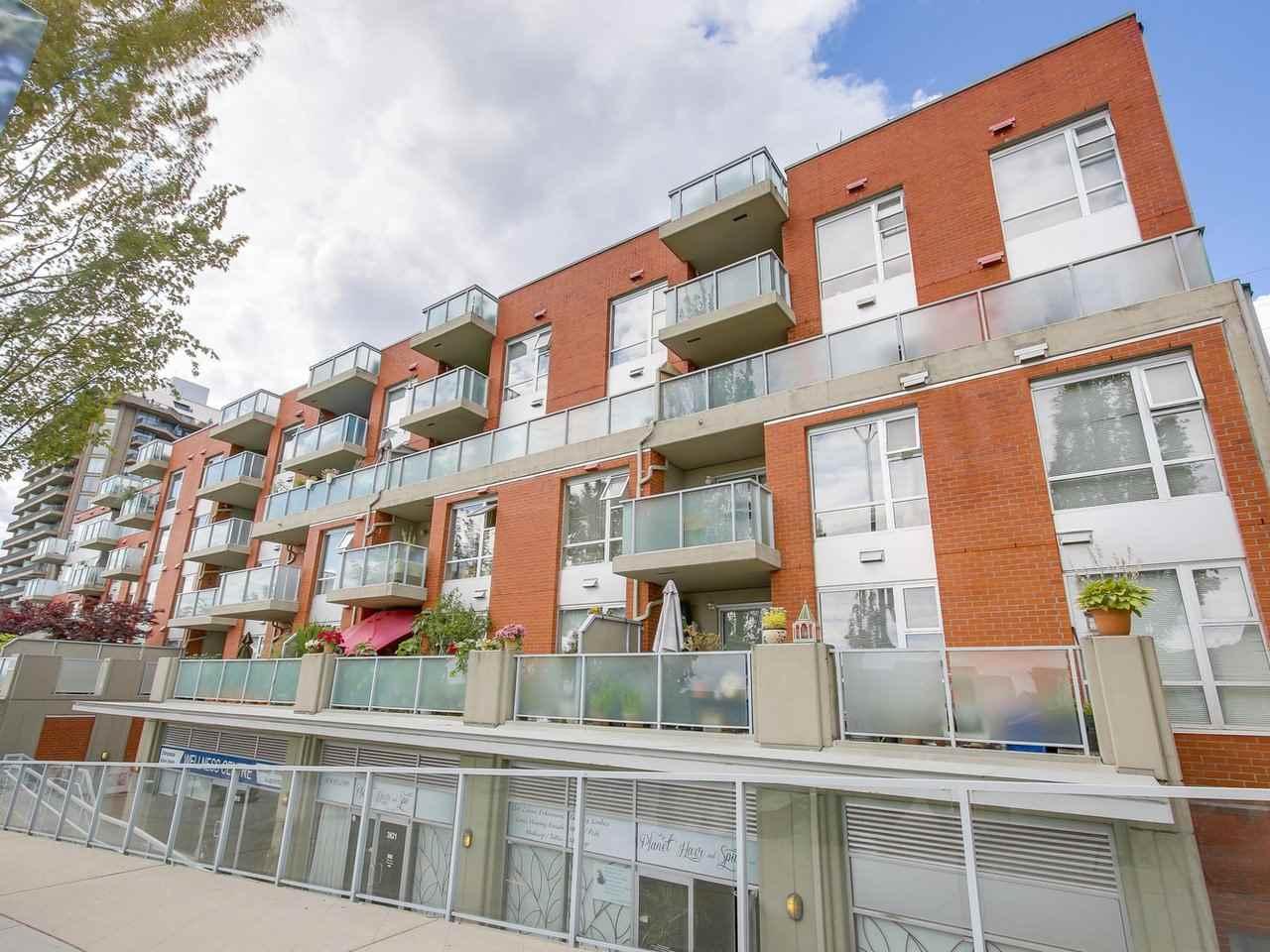Condo Apartment at 211 3811 HASTINGS STREET, Unit 211, Burnaby North, British Columbia. Image 1