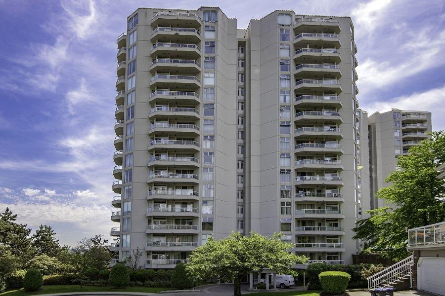 Condo Apartment at 1007 71 JAMIESON COURT, Unit 1007, New Westminster, British Columbia. Image 1