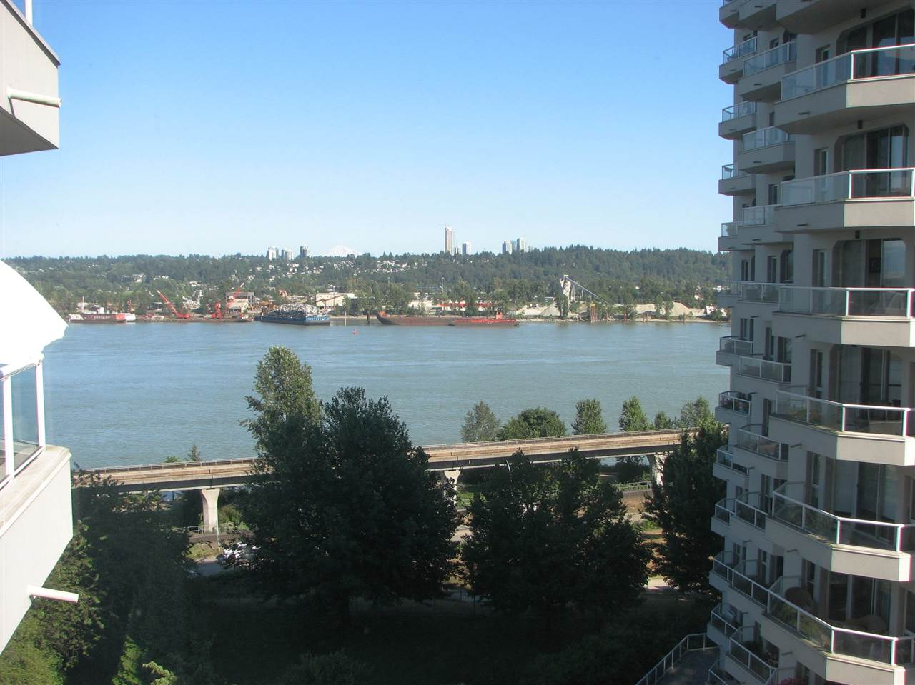 Condo Apartment at 1007 71 JAMIESON COURT, Unit 1007, New Westminster, British Columbia. Image 2
