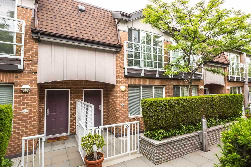 Townhouse at 342 5790 EAST BOULEVARD, Unit 342, Vancouver West, British Columbia. Image 1
