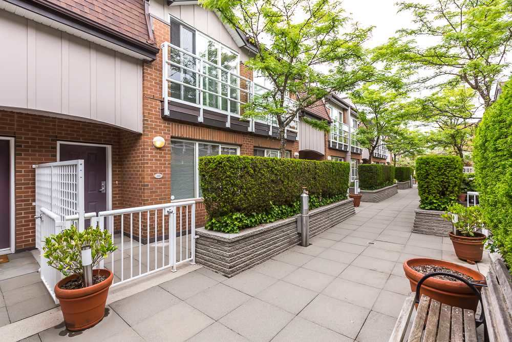Townhouse at 342 5790 EAST BOULEVARD, Unit 342, Vancouver West, British Columbia. Image 2