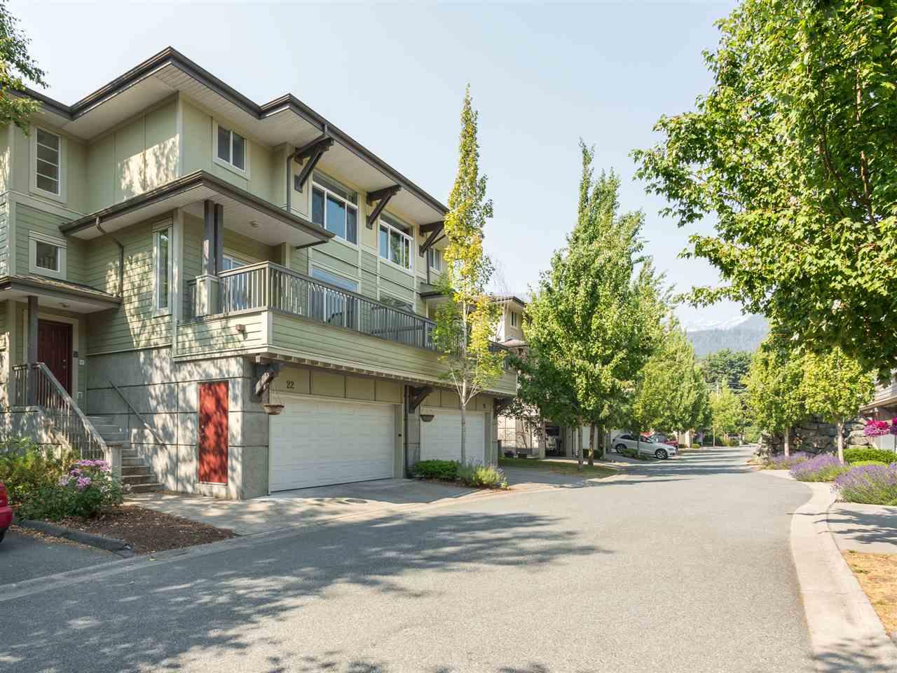 Townhouse at 22 40632 GOVERNMENT ROAD, Unit 22, Squamish, British Columbia. Image 1